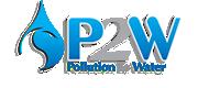 P2W.com | 消除重金属和含砷化合物 | 降解氰化物 | 处理污泥 | 降低硫酸盐含量 | 降低电导率
