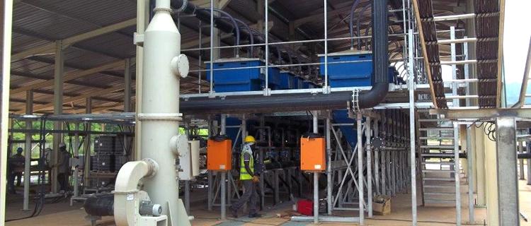 Conductivity Reactor Farm