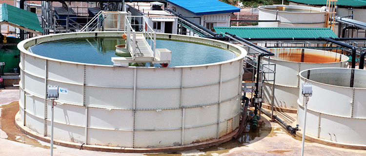 Slurry Treatment Plant